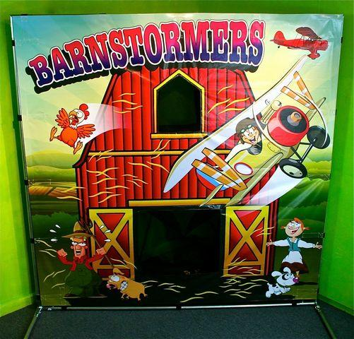 Barn Stormers  Frame Game