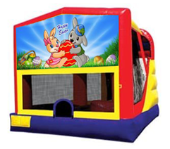 Easter Bounce House Combo 4n1