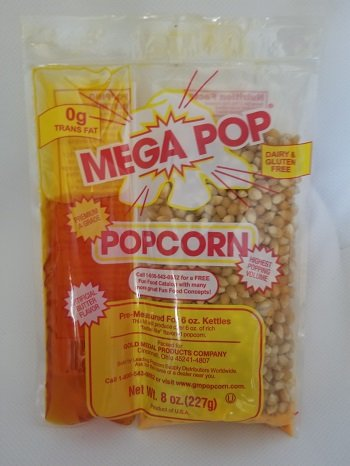 Mega Pop Pop Corn