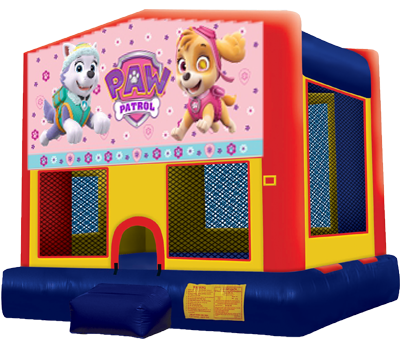Paw Patrol Girls Bounce