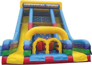 Vertical Rush Obstacle Slide