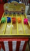 Pork Chop Speedway Table Game