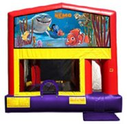 Finding Nemo Bounce House Combo 4n1