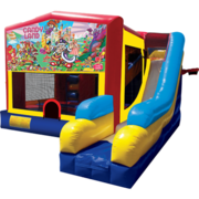 Candyland Bounce House Combo 7n1