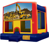 Construction Equipment Bouncer