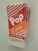 Pop Corn Bags 100 Count