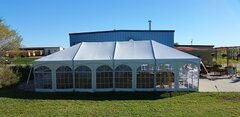 20 X 40 Kedered Frame Tents