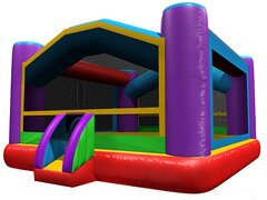 Space Saver 8ft. Tall Bounce House