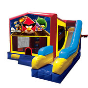 Angry Birds Bounce House Combo 7n1