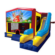 Easter Bounce House Combo 7n1