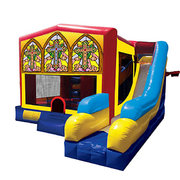 Religion Bounce House Combo 7n1