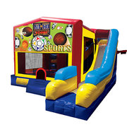 Sports Bounce House Combo 7n1