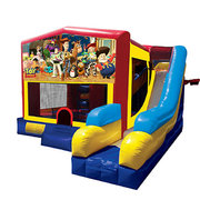 Toy Story Bounce House Combo 7n1