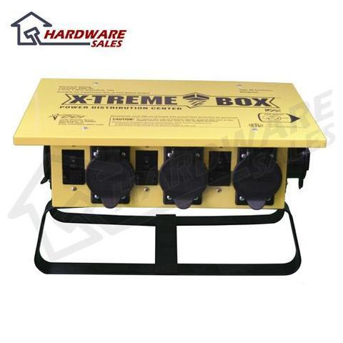 Spider Box 50amp
