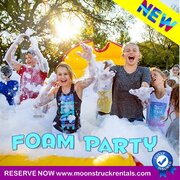 Foam Pool Party!!!!!!