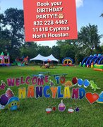 Book your Party at NANCYLAND