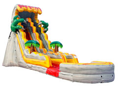NEW WATER SLIDES, COMBOS & MOONWALKS