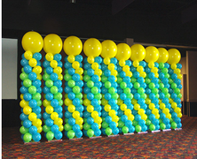 Helium Floating Balloon Towers