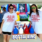 003 Bottle Ring Carnival Game