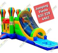 026 New Combo Castle with Water Slide Purple with pool