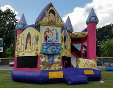 003 New Princess Castle with Slide