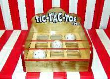 005 TIC  TAC TOE Carnival Game