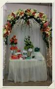 Arch for Wedding without decorations