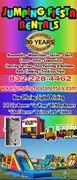 Banner Stands full color including design