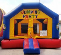 009 Jumping Party House 15 x 15