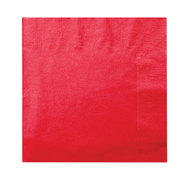 "Beverage napkins 10"" packages of 24 (assorted colors)"