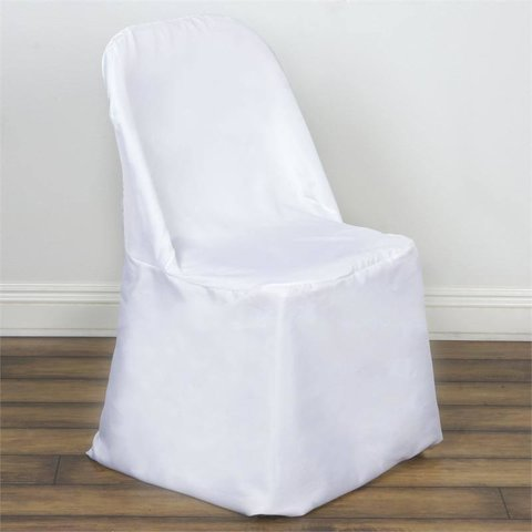 Banquet White Chair Covers