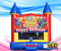 Deluxe Inflatable Bounce Houses