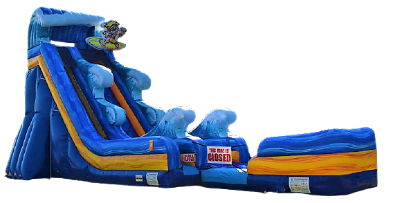 Nashville Water Slide Rentals | Jumping Hearts Party Rentals