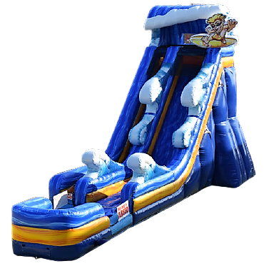 Water Slide Rentals Nashville | Jumping Hearts Party rentals