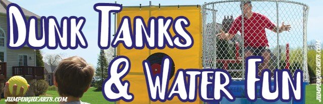 Dunk Tank Rentals Nashville | Jumping Hearts Party Rentals