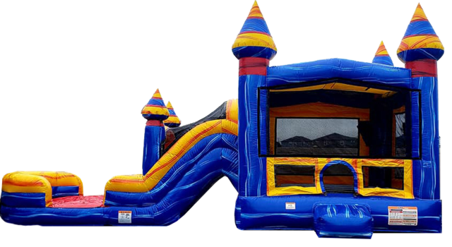 Nashville Combo Bounce House Rentals | Jumping Hearts Party Rentals