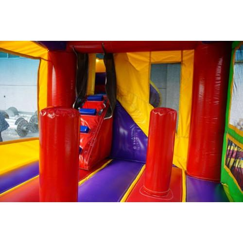Combo Bounce House rental Nashville TN Jumping Hearts Party Rentals