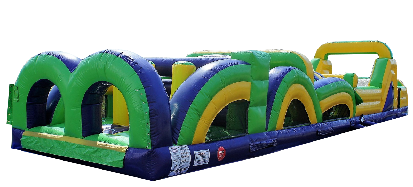 inflatable obstacles rentals Nashville tn
