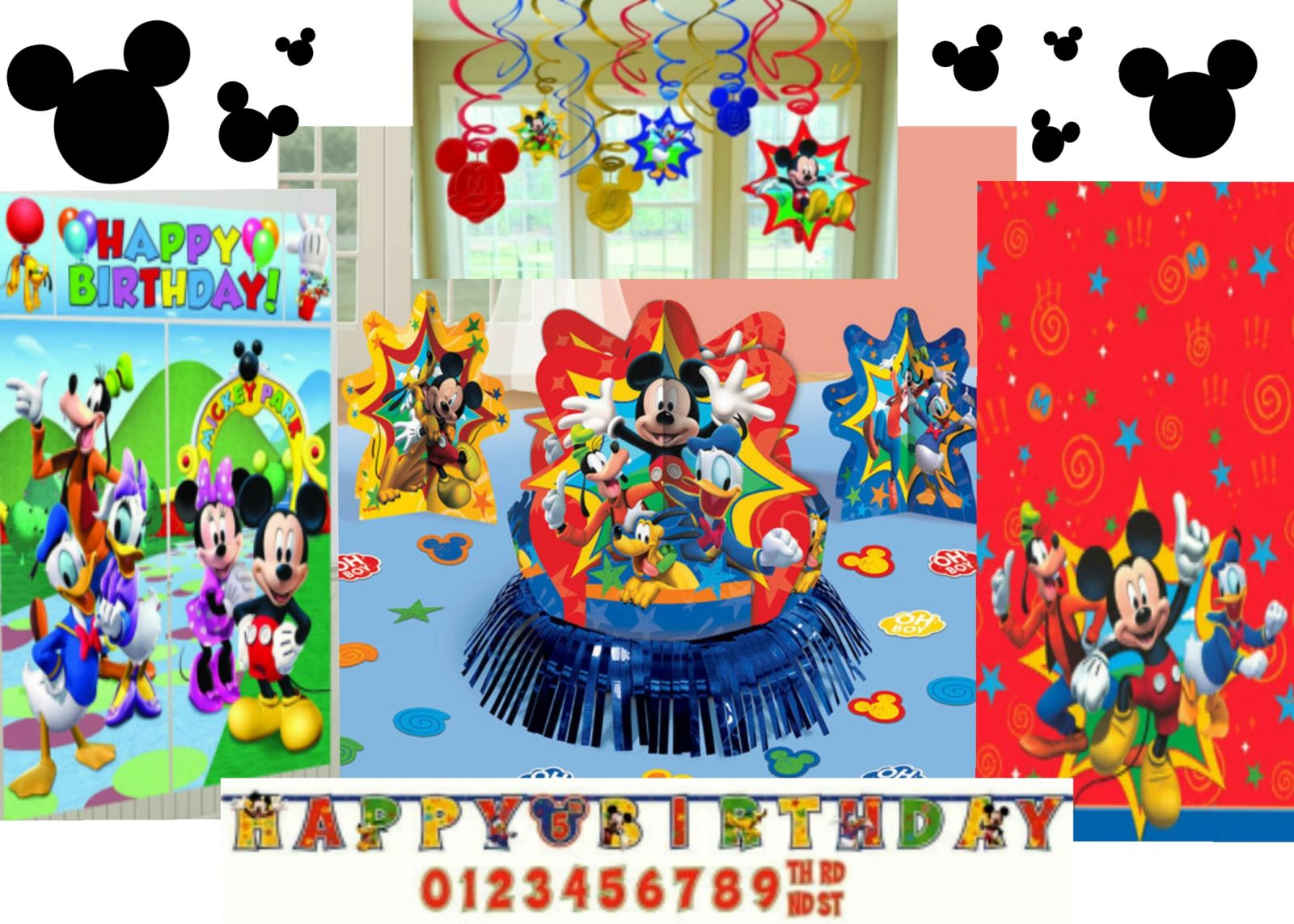 Mickey party package Nashville TN
