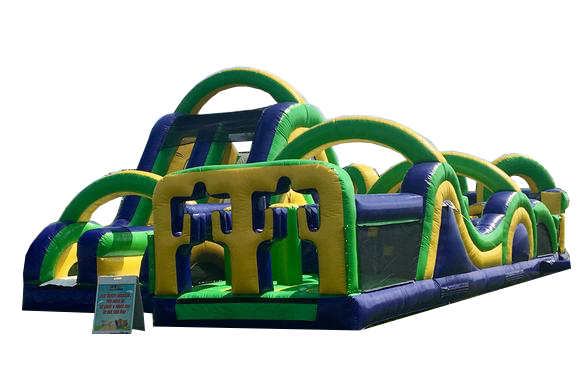 inflatable obstacle rentals in Nashville and Murfreesboro Tn, Jumping Hearts Party Rentals