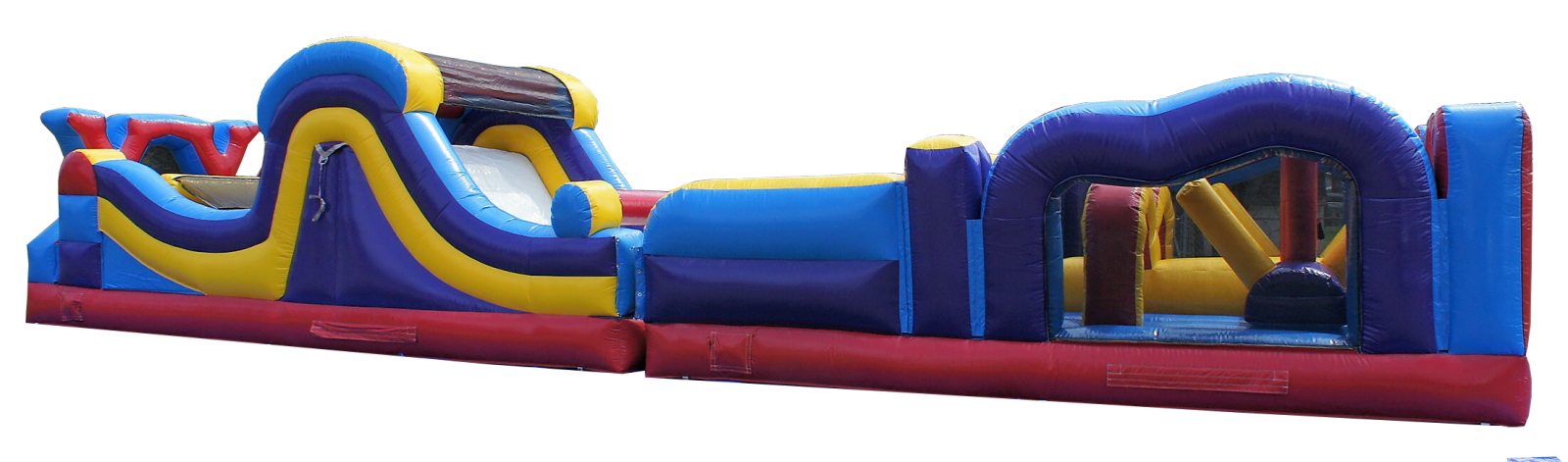Obstacle course rentals La Vergne TN jumping hearts party rentals