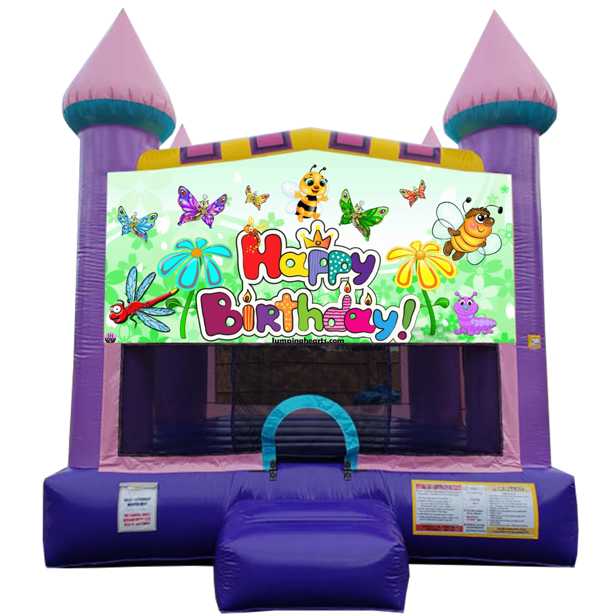 girls bounce house rental Nashville