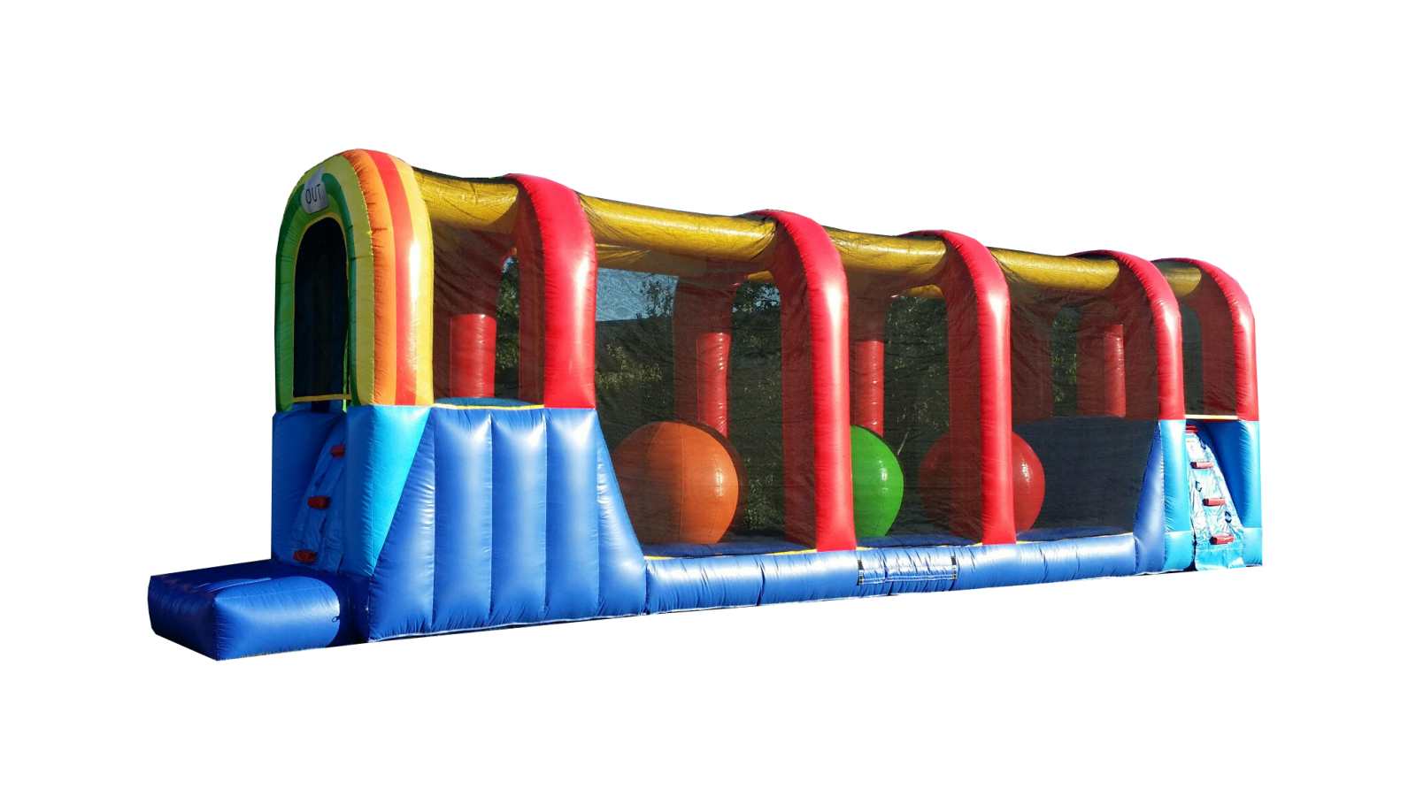 wipeout Obstacle Course rentals Nashville TN