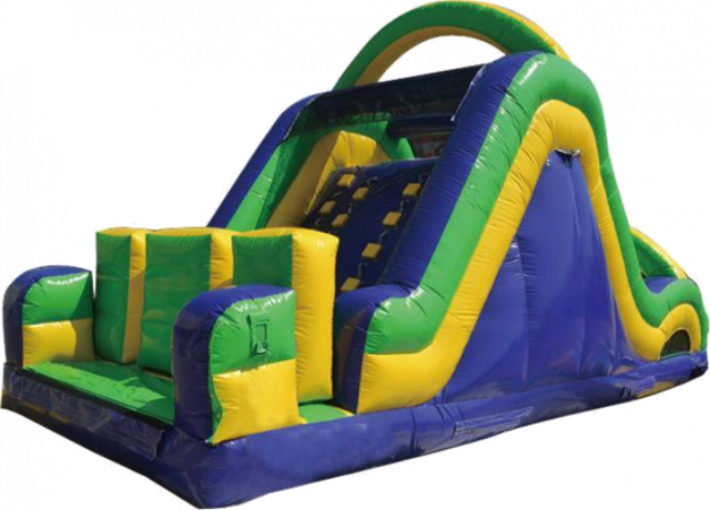 double lane slide rentals Nashville | Jumping Hearts Party Rentals