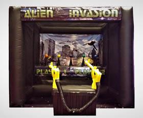 interactive inflatable game rentals Nashville