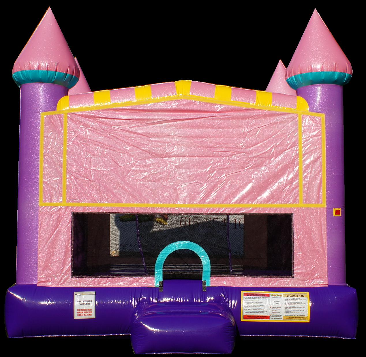 girly bounce house Nashville | bouncy castle for girls in Nashville