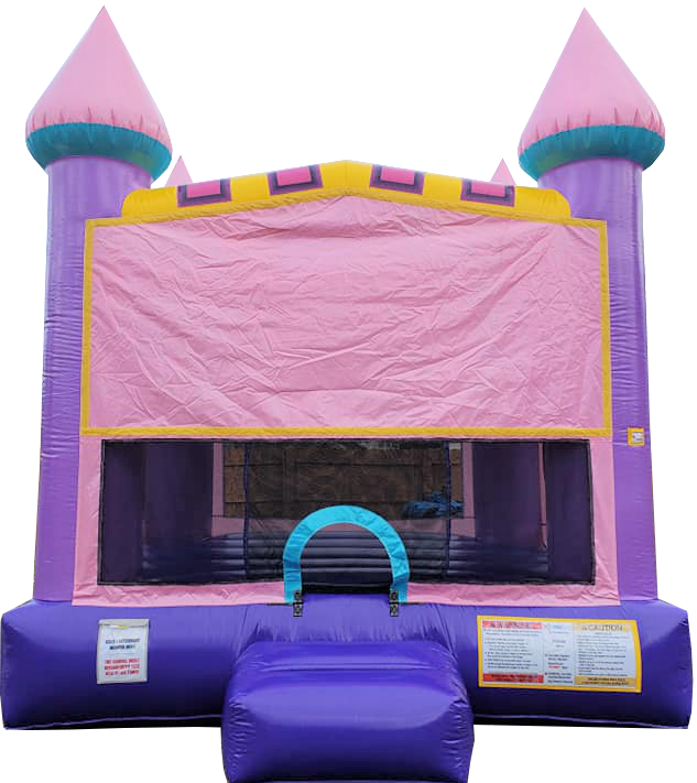 Girls bouncy house rentals Nashville, Jumping Hearts Party Rentals