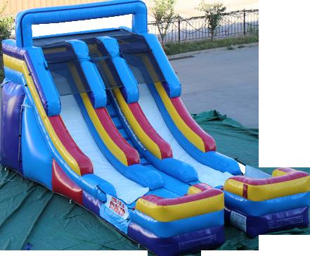 inflatable double lane slide rentals Murfreesboro