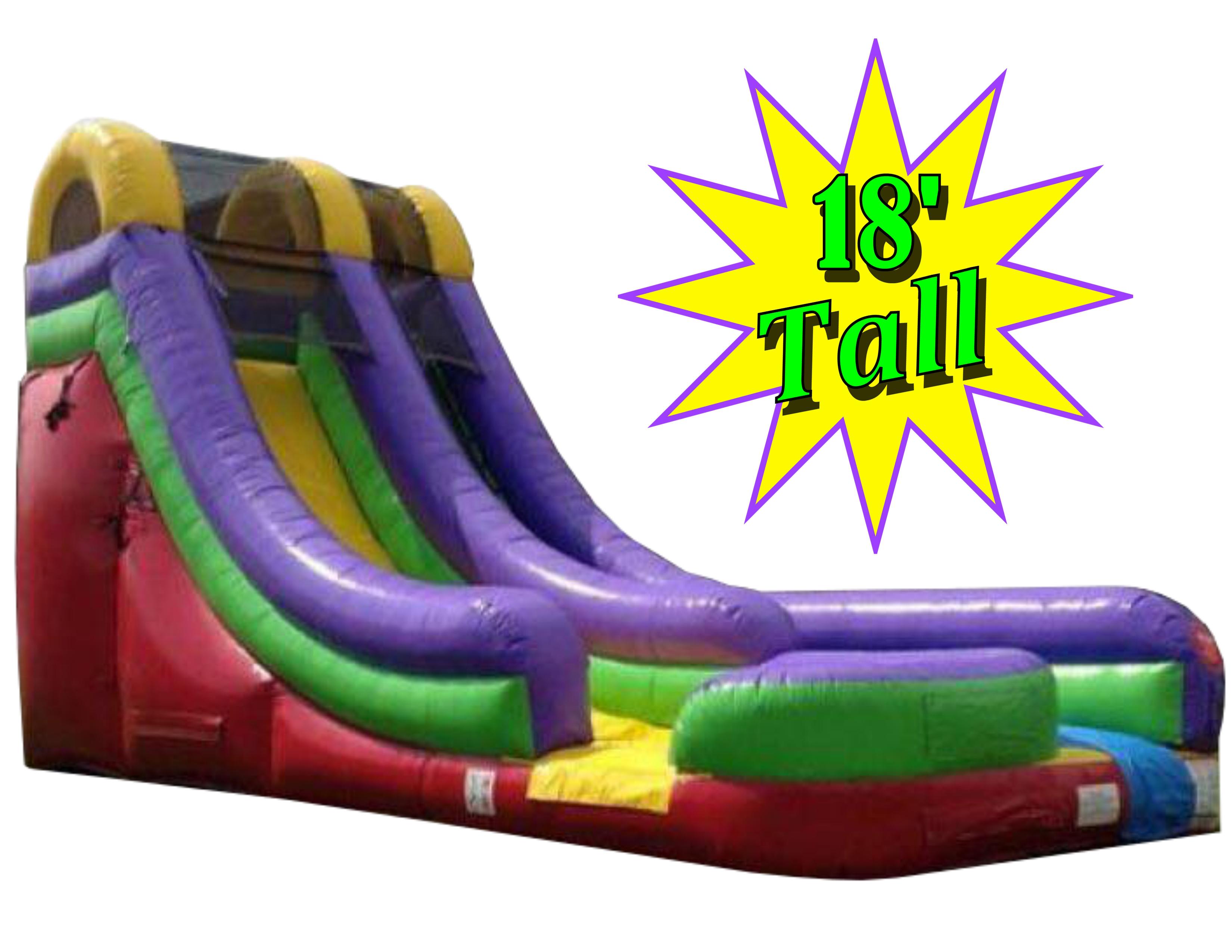 Murfreesboro inflatable slide rentals
