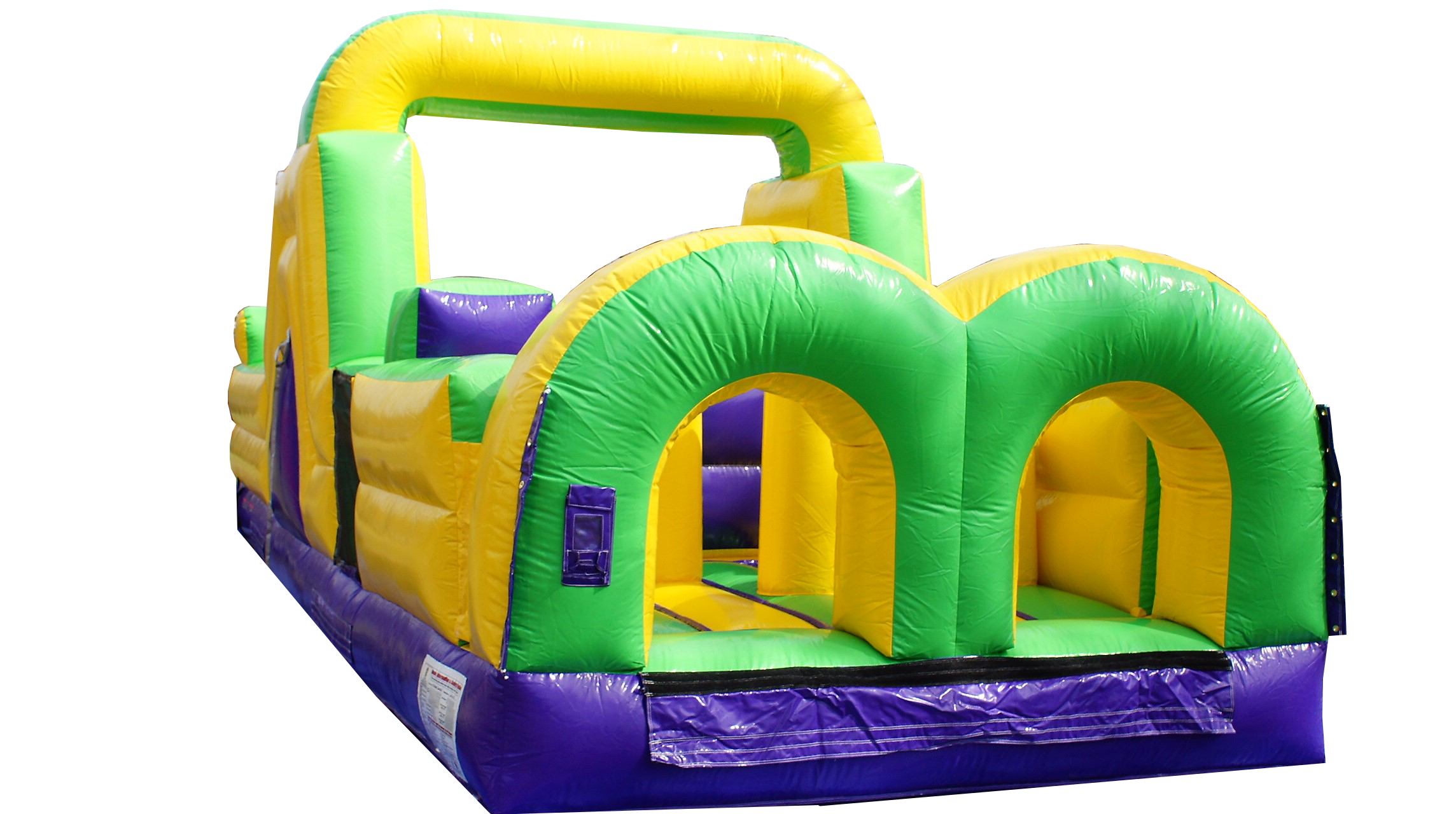 Inflatable obstacle course rentals Murfreesboro